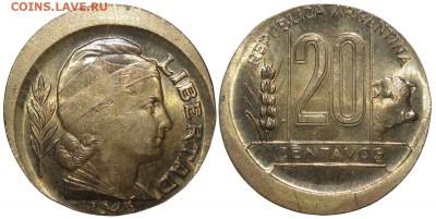 Бракованные монеты - 20c_1943_desctr_raskoly
