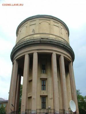 Новосибирск - третий город РФ - Башня