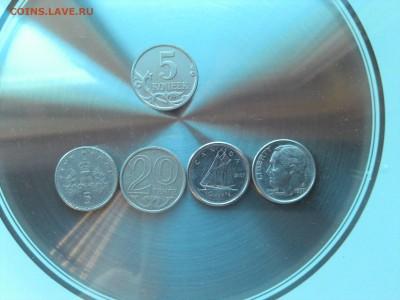 Что попадается среди современных монет - WIN_20150102_152838.JPG