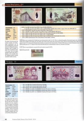 Банкноты мира (UNC) - polymerbook6
