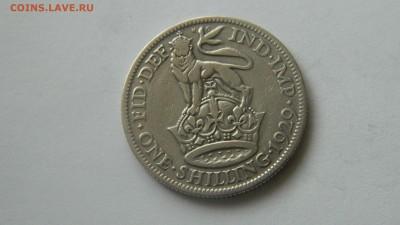 Великобритания  1 шиллинг 1929 г. до 5.02.2015 г. 22:00 МСК - Изображение 079