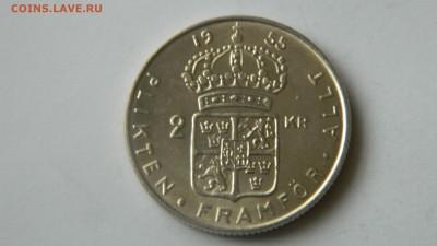Швеция  2 кроны 1955 г. до 5.02.2015 г. 22:00 МСК - Изображение 094