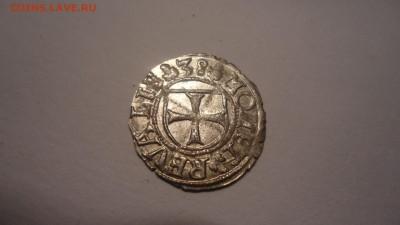 5 древних  монетки серебро - 1_9_24973677