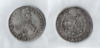 Помогите с монетой 1617 года!!!! - Рейхсталер 1617 (аверс)