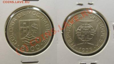 Португальские колониии. - Mosambique5