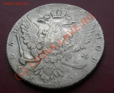 Рубль 1764г  ммд тi еi  ( предпродажная оценка) - CIMG1949.JPG