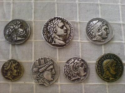 Античные монеты. Просьба оценить. - DSC00506.JPG