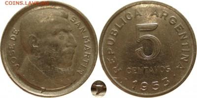 Бракованные монеты - 5c_1953_coma_apostrofe
