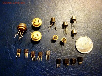 Золотые керамич. процессоры и советские детали с позолотой - P1020113.JPG