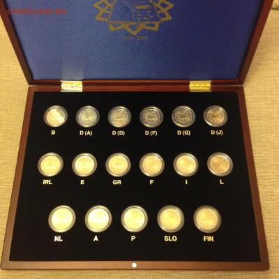 Кто серьёзно собирает(коллекционирует) монеты евро? - IMG_4270.JPG
