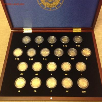 Кто серьёзно собирает(коллекционирует) монеты евро? - IMG_4274.JPG