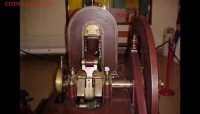 Схема коленно-рычажного механизма чеканочного пресса. - Первый паровой пресс в США.ф.1
