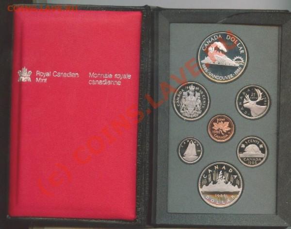 Наборы Канады с серебром - Image17