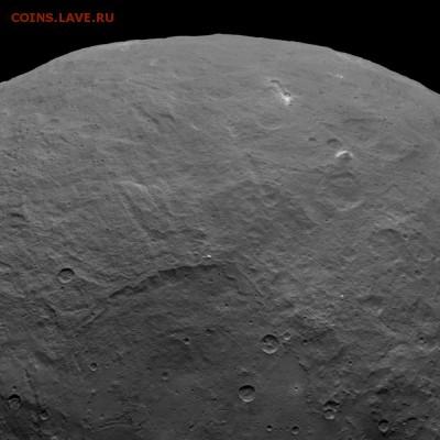 Новости астрономии и космонавтики - церера_гора1