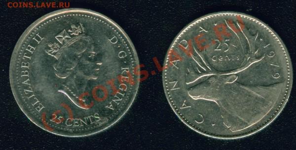 монеты КАНАДЫ 1999г - 1979г - Image14-1-1.JPG