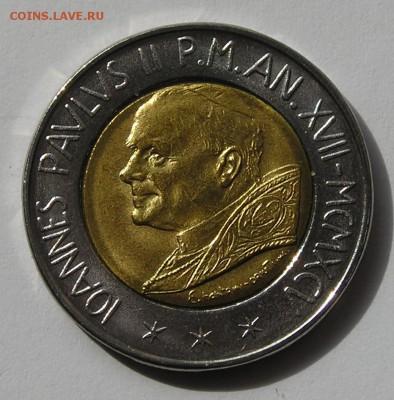 Христианство на монетах и жетонах - P1013267.JPG