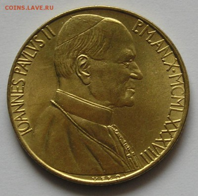 Христианство на монетах и жетонах - P1013251.JPG