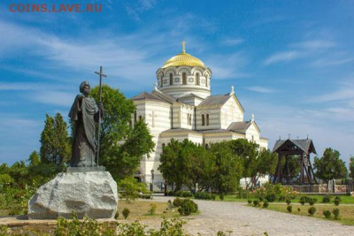 Христианство на монетах и жетонах - seb191