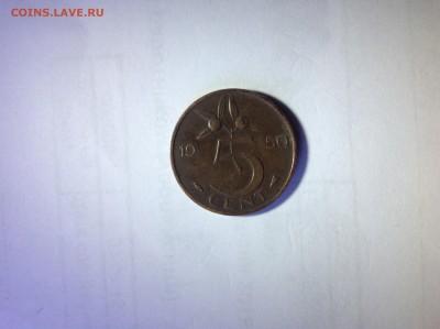 Помогите пожалуйста с оценкой 5 центов 1950 года - image