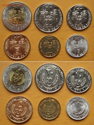 Мавритания - !000монетка 000.1 ааа. 0 м3а
