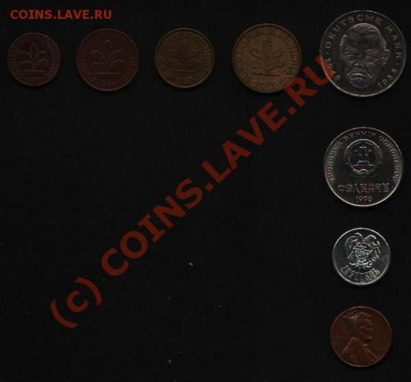 Иностранные монетки (оцените) - inostranschina_lico