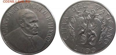 Христианство на монетах и жетонах - пеликанlj_enl