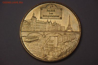 КИНЕМАТОГРАФ на монетах и жетонах - жетон 2014.JPG