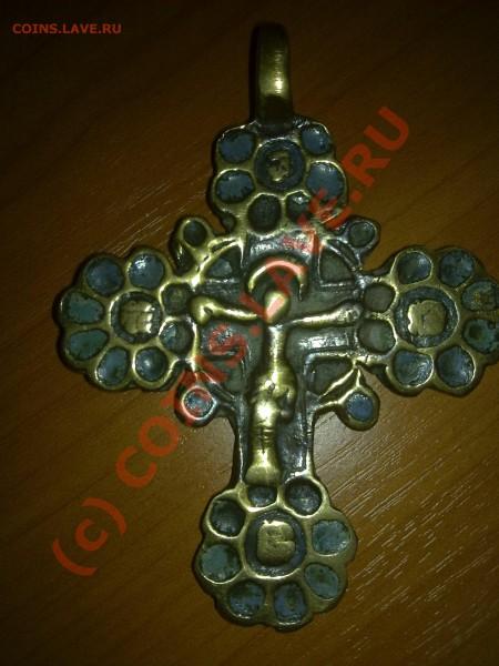 нательный крест - 01022009039