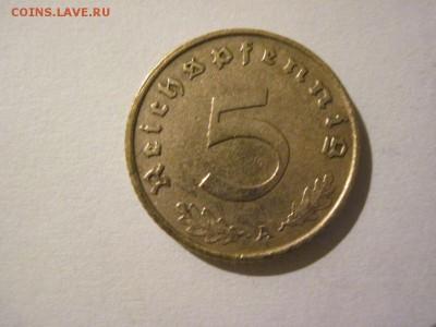 5 пфеннингов 1939 года - нужна помощь в оценке. - IMG_2560.JPG