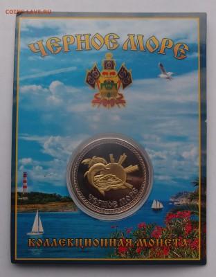 Сувенирные монеты (жетоны) с видами городов - PB207640.JPG