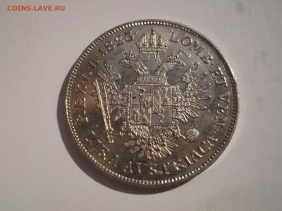 Австрия. - Lira 1823 M реверс