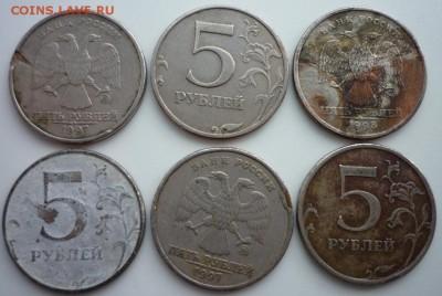Бракованные монеты - из оборота