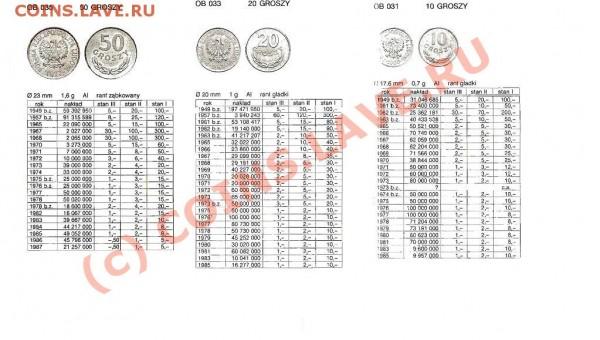 10,20,50 CROSZY 1971,1973,1949 г. - К2