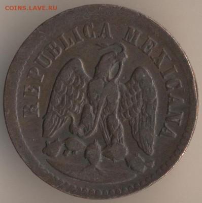 Мексиканские монеты - 90