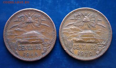 Мексиканские монеты - DSC01582