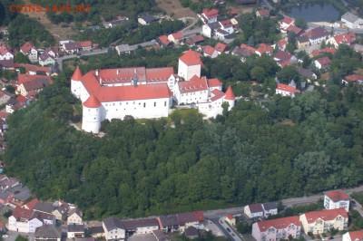 Общий вид замка сверху - Замок1