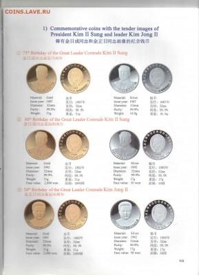 Монеты Северной Кореи на политические темы? - 00