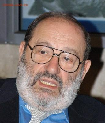 Умберто Эко (1932 - 2016) - 800px-Umberto_Eco_01