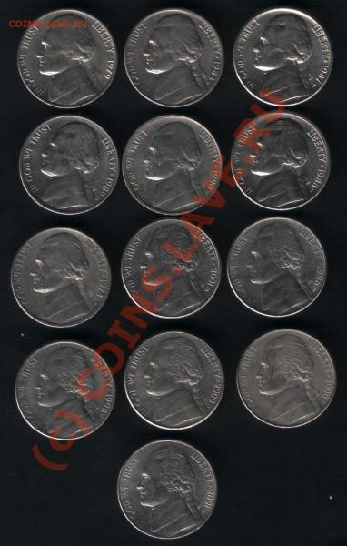 5 центов США 13 монет до 14 февраля - 002.JPG