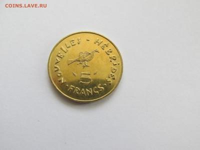 Новые Гебриды 5 франков 1979 до 05.03 в 22:00 мск - IMG_0675.JPG