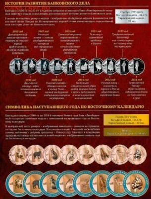 Монеты, жетоны, медали, посвящённые Новосибирску - восточный календарь веб.JPG