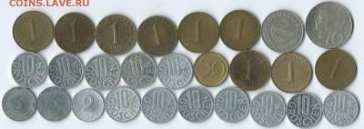 *****Монеты разных стран***** - Австрия