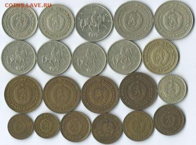 *****Монеты разных стран***** - Болгария-