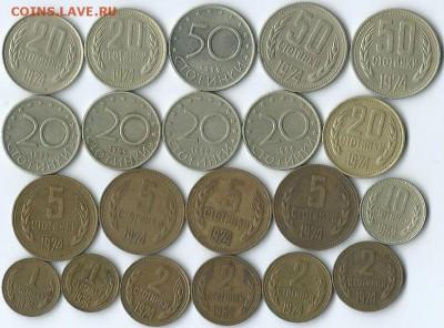 *****Монеты разных стран***** - Болгария