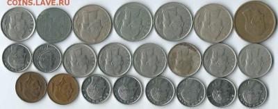 *****Монеты разных стран***** - Бельгия-