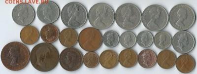 *****Монеты разных стран***** - Великобритания-