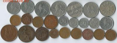 *****Монеты разных стран***** - Великобритания