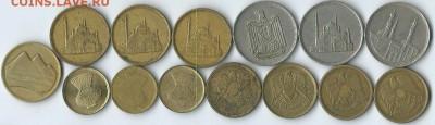 *****Монеты разных стран***** - Египет-