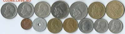 *****Монеты разных стран***** - Греция-