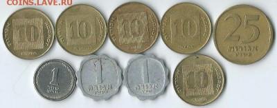 *****Монеты разных стран***** - Израиль